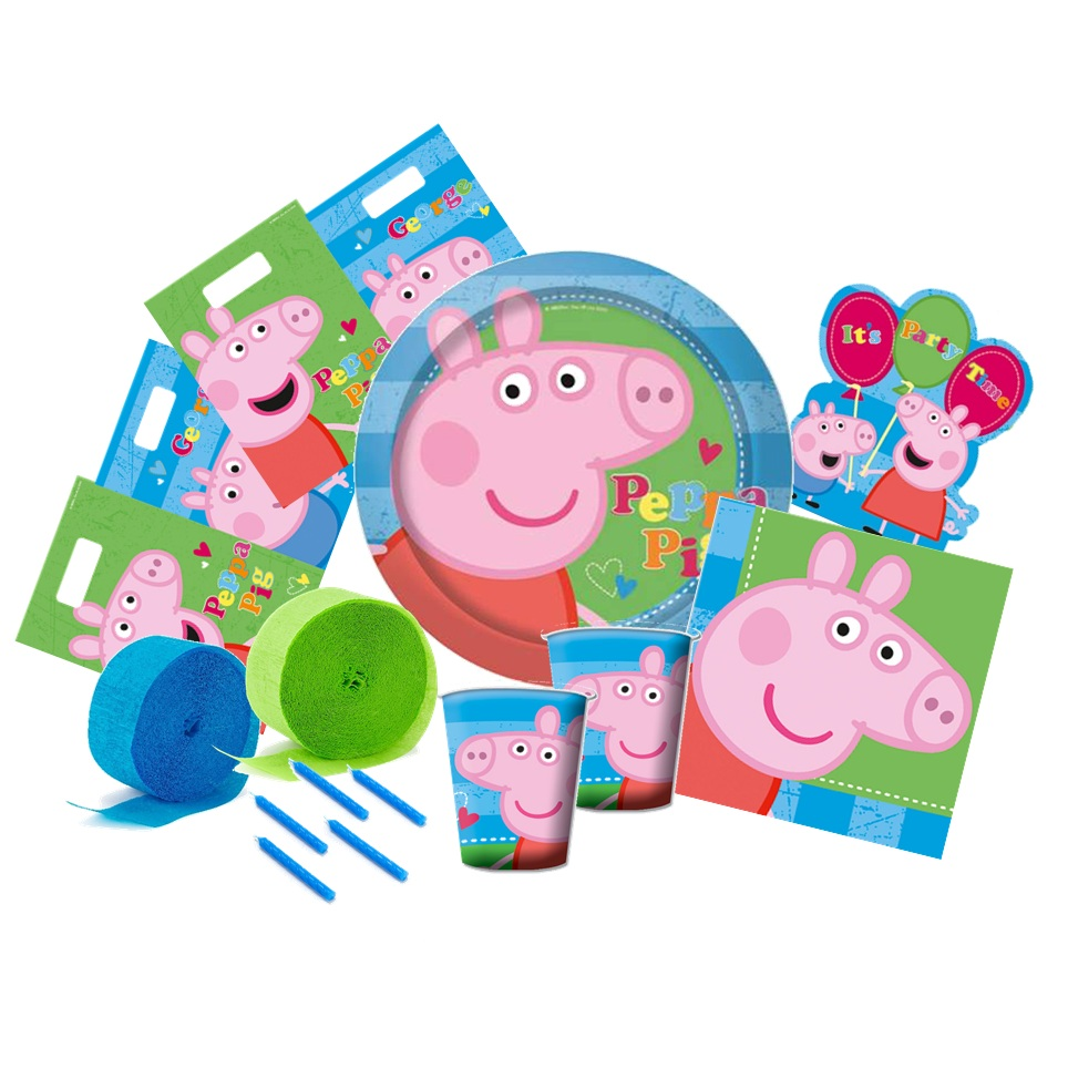 peppa pig birthday ideas