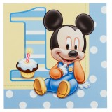 MICKEYS 1st BIRTHDAY