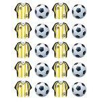 SOCCER VALUE STICKERS