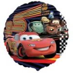 DISNEY CARS 2 FOIL BALLOON
