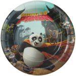 Kung Fu Panda Dessert Plate
