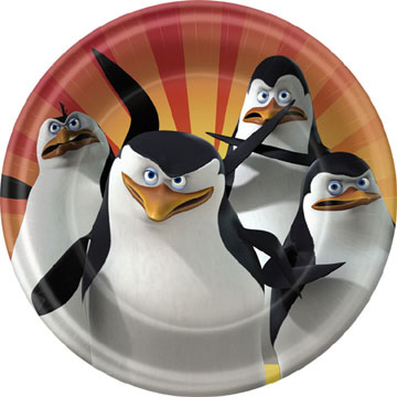 Penguins Of Madagascar Cake Icing Image This Party Started