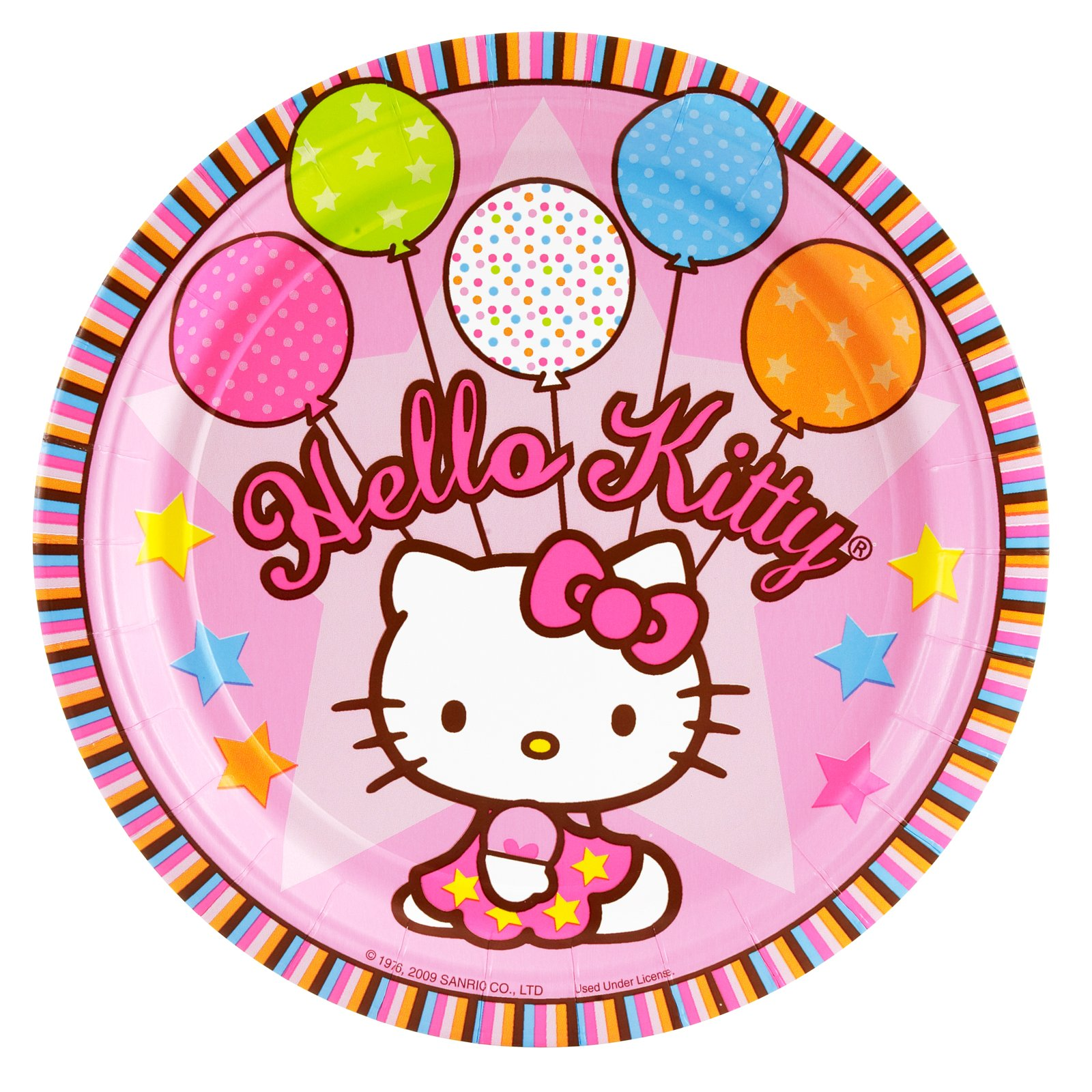 HELLO KITTY CAKE ICING IMAGE | This Party Started