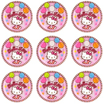 Hello Kitty Cupcake Icing Images This Party Started