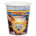 Monster Jam 3D Cups