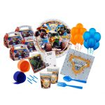 Monster Jam 3D Delux Party Pack