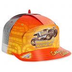 Monster Jam 3D Paper Hats