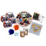 Monster Jam 3D Party Pack