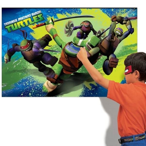 TEENAGE MUTANT NINJA TURTLES PARTY GAME | This Party Started
