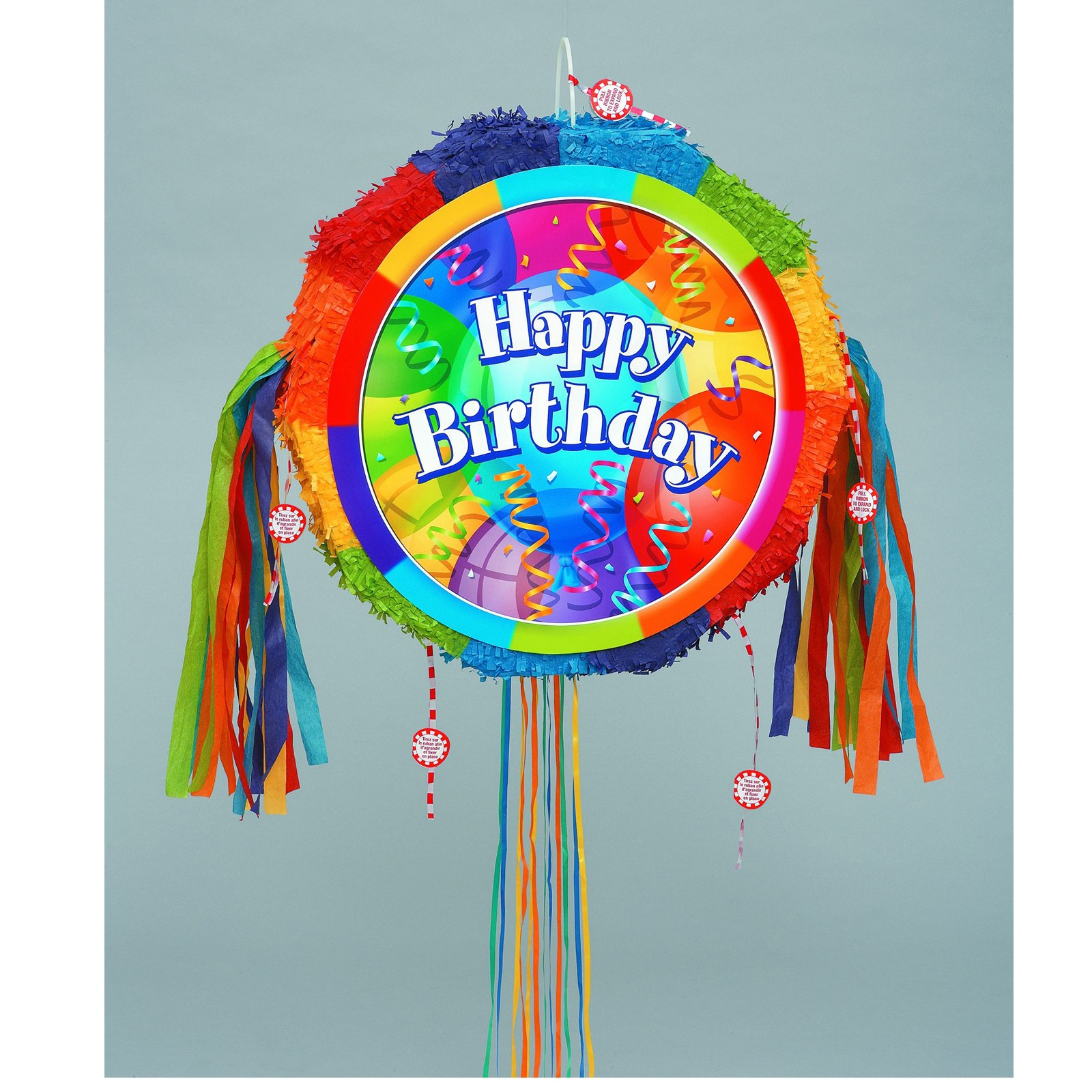 Home pinatas birthday pull string pinata