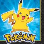 Pokemon & Friends BEVERAGE NAPKIN