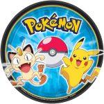 Pokemon & Friends DESSERT PLATE