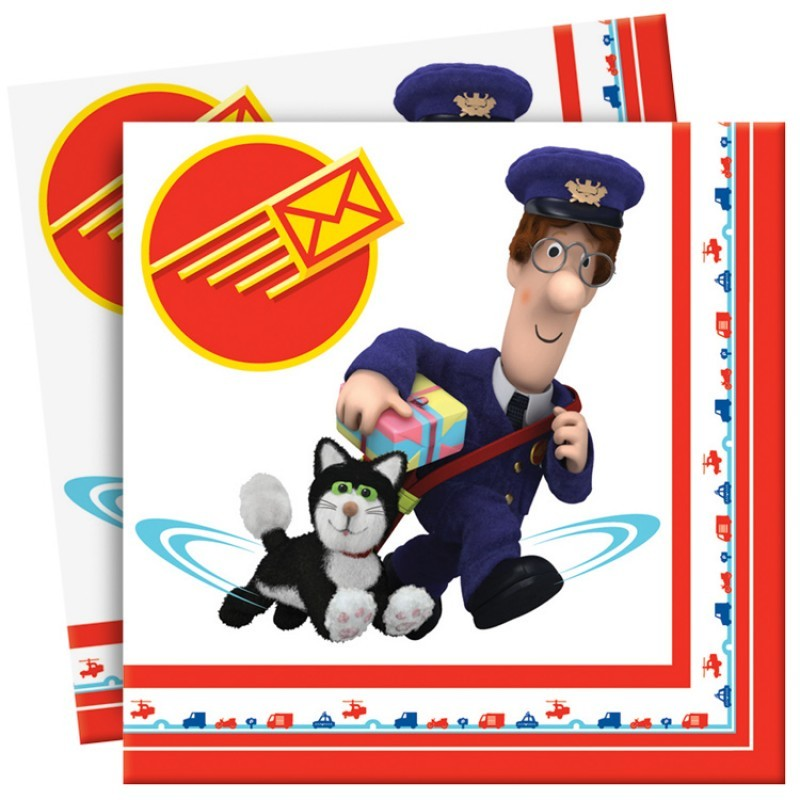 Home › Childrens Party Themes › Postman Pat Party Supplies ...