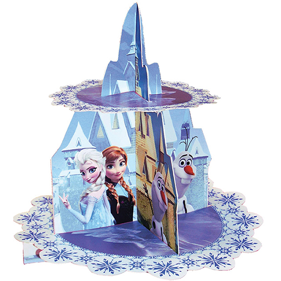 Disney Frozen Cupcake Stand This Party Started
