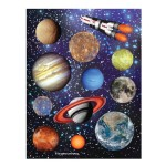 Space Blast Stickers