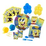 SpongeBob Squarepants Deluxe Party Pack