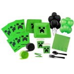 Minecraft Deluxe Party Pack-3