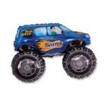 Big Wheels Monster Truck Blue