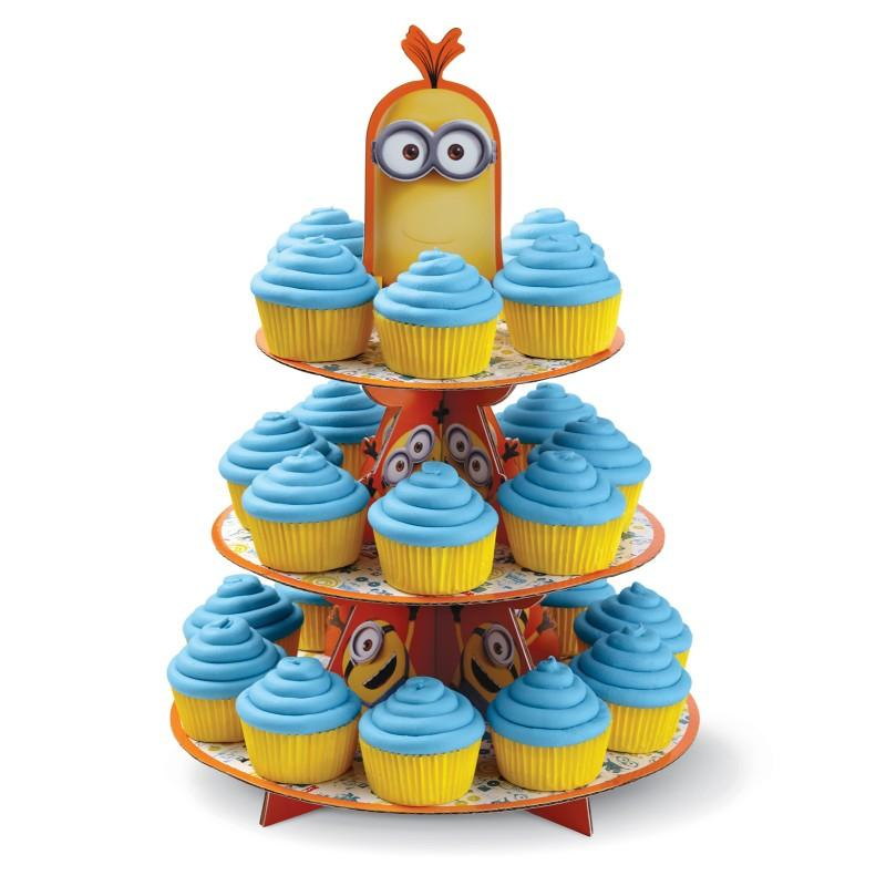 Minions Despicable Me Cake Stand This Party Started