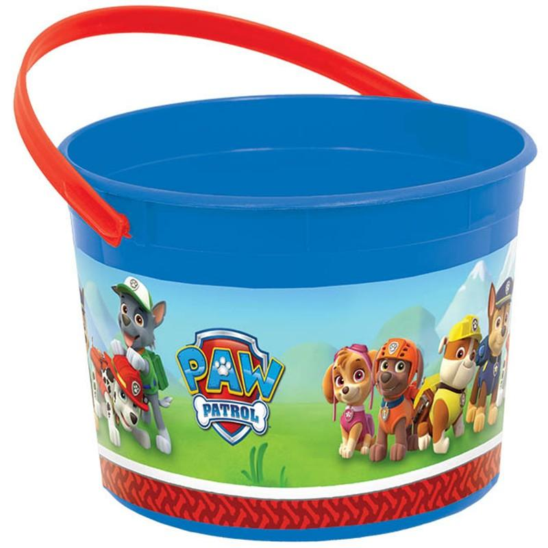 Home › Favors and Toys › PAW Patrol Favor Bucket