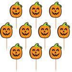 Halloween Cupcake Picks