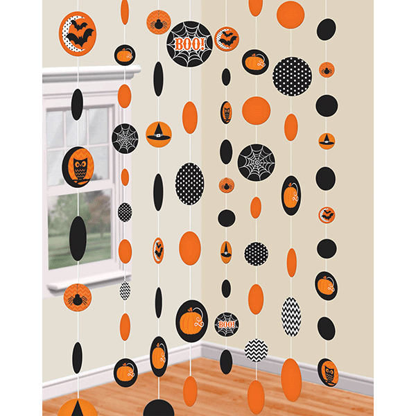 Home › Decorations › Halloween String Decorations 8ct