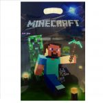 Minecraft Treat Sack
