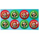 Super Mario Party Sticker Sheet