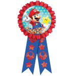 Super Mario Award Ribbon