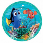 Finding Dory & Nemo Party Plate
