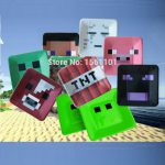 Minecraft Charaters Plates