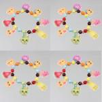 Shopkins Bead Bracelets