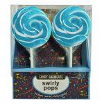 Swirly Pops Blue (Box)
