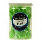 twirlypops green