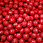 Red Choc Balls 1kg-1