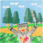 Minecraft Lunch Napkins