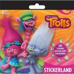 Trolls Mini Sticker Pad