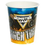 Monster Jam Crunch Cups