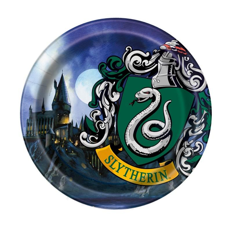 Harry Potter Dessert Plates  sc 1 st  This Party Started & Harry Potter Cake Plates   Harry Potter Party Supplies   This ...