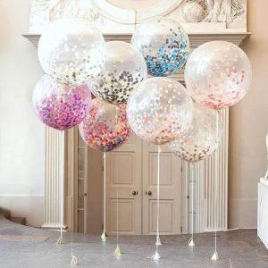 3 tier balloons