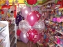 Balloon Bouquet with Foils