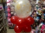 Bubble Balloons with Insert