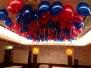 Floating Balloon Arrangements