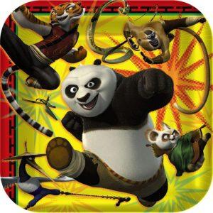 Kung Fu Panda 2 Dinner Plates