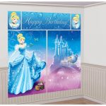 Cinderella Scene Setter Decoration Set