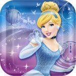 Disney Cinderella Sparkle Dessert Plates