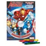 AVENGERS ASSEMBLE COLOURING BOOK