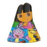 DORA and FRIENDS CONE HATS