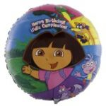 DORA and FRIENDS FOIL BALLOON