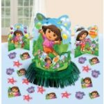 DORA and FRIENDS TABLE DECORATING KIT
